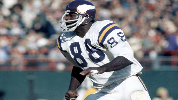 #43: Alan Page | The Top 100: NFL's Greatest Players (2010 ...