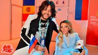 ЕВРОВИДЕНИЕ 2018: ВТОРОЙ ПОЛУФИНАЛ ЗА ПАРУ МИНУТ| EUROVISION 2018: SEMI-FINAL 2