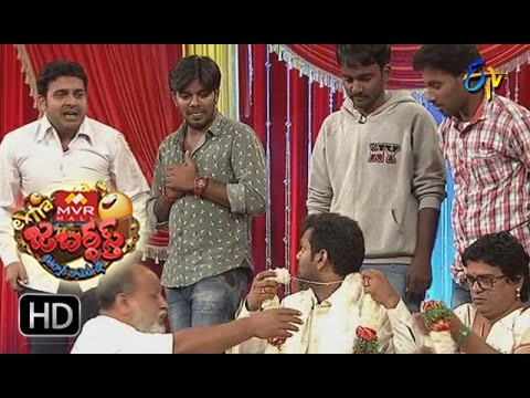 Sudigaali Sudheer Performance | Extra Jabardasth | 16th December 2016| ETV  Telugu