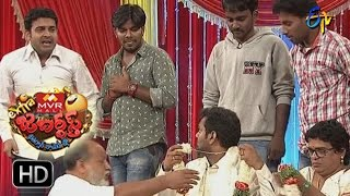 Sudigaali Sudheer Performance | Extra Jabardasth | 16th December 2016| ETV  Telugu