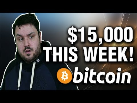 THIS Is Behind Bitcoin's Rally - $15,000 This Week?