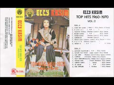 ELLY KASIM TOP HITS 1960 1970 Vol  2 Side B # 05 Baju Kuruang Sjaiful Nawas