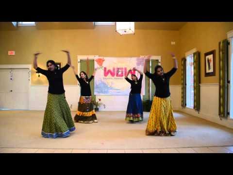 Hindi Group Dance _ Womens Day 2016