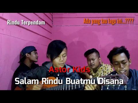 Rindu Terpendam - Astor Kids (Salam Rindu Buatmu Disana) Cover Dhyo Steven Salam Rindu