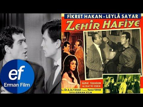 Zehir Hafiye (1963)