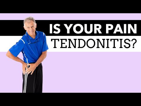 What is Causing Your Hip Pain? Tendonitis? How to Know.