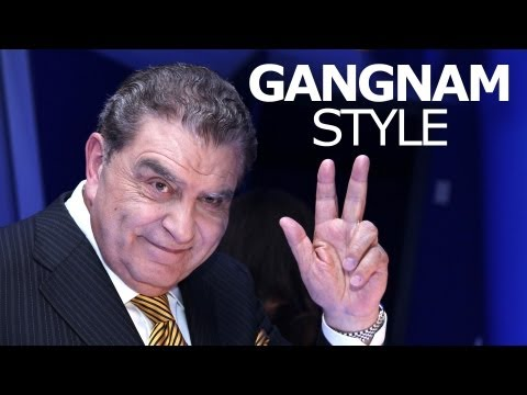 Don Francisco Gangnam Style?! WHAT?!
