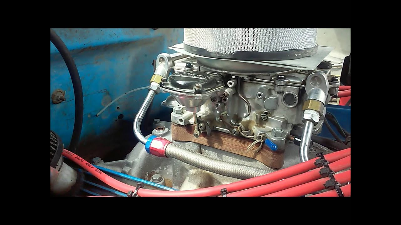 medium resolution of holley carb vacuum secondaries not opening 5 min tested explained repaired