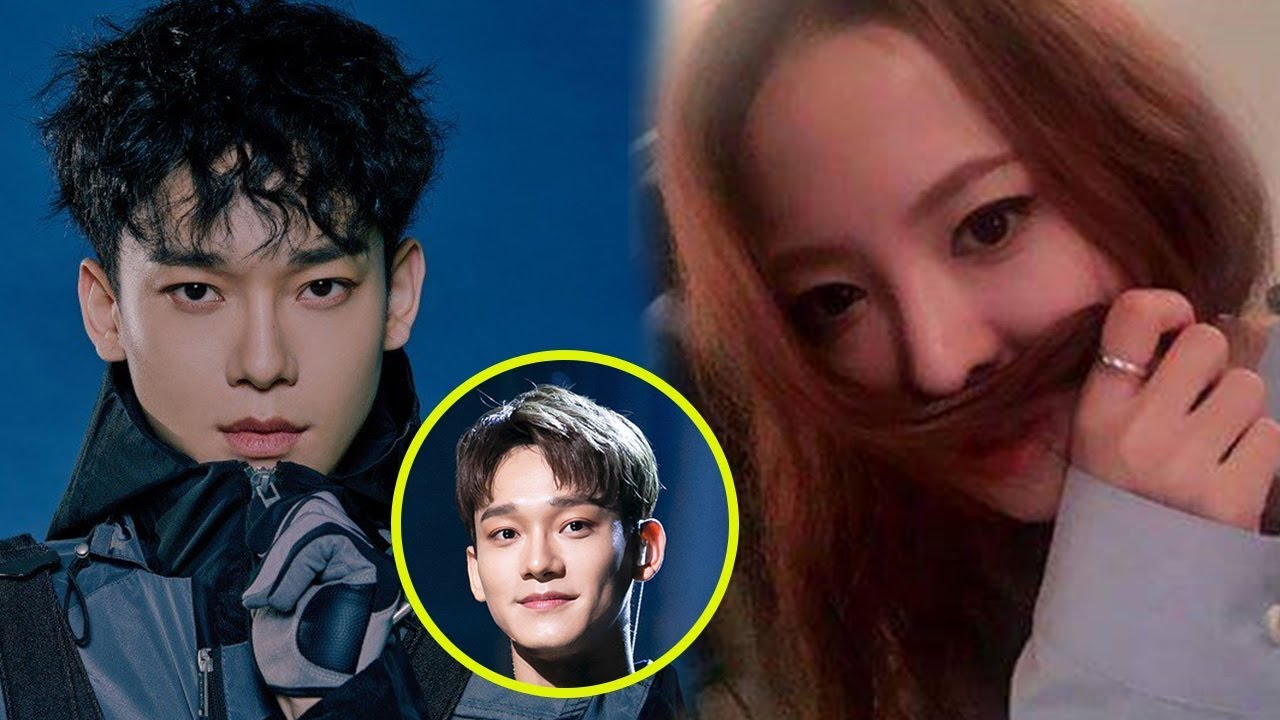 Exo S Chen Kim Jong Dae Family Video With Wife And Girlfriend Youtube