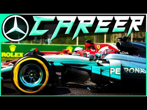 KARMA IS A B**** | F1 2017 Career Mode #78 | Mexican GP