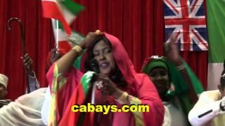 Fanaanada Canab Marwo iyo Xalfadii 18 May ee London 2015