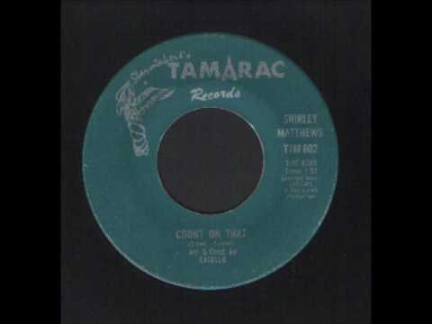 Shirley Matthews - Count on that - popcorn sound.wmv