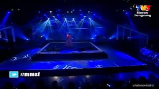 Shila Amzah-Patah Seribu (Semifinal Muzik Muzik)