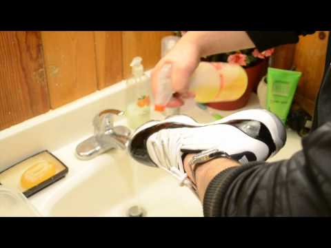 HOW TO CLEAN YOUR KICKS