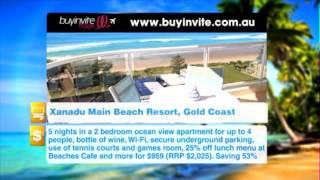 Buyinvite Travel Deal: Xanadu Beach Resort, Gold Coast Thumbnail
