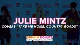 Julie Mintz Covers 'Take Me Home, Country Roads' By John Denver Live