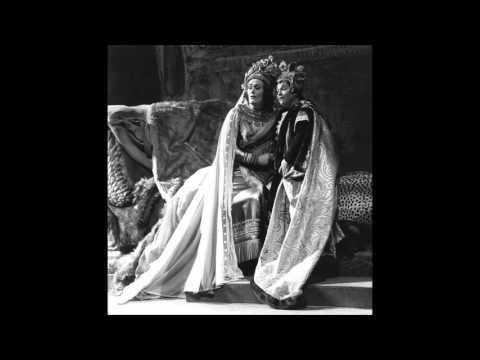 Rossini - Semiramide - Act II Arsace - Semiramide duet - Joan Sutherland, Marilyn Horne (1965)