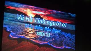 ( FULL HD) VỀ HÀ TĨNH NGƯỜI ƠI | GIẢI NHẤT TÌM KIẾM TÀI NĂNG KHOA TOÁN | DH VINH