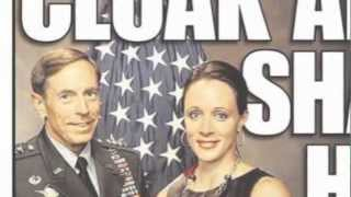 David Petraeus & Paula Broadwell: Sex Under The Table