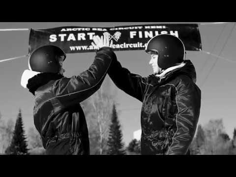 ARCTIC SEA CIRCUIT - Ice Karting - Kemi Finland - english