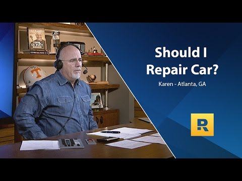 Should I Repair My Car?