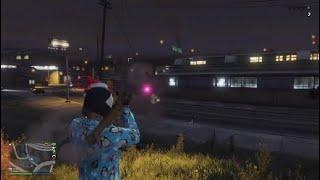 Homing Rocket VS Flare Gun (Grand Theft Auto 5 One Interesting Fact)