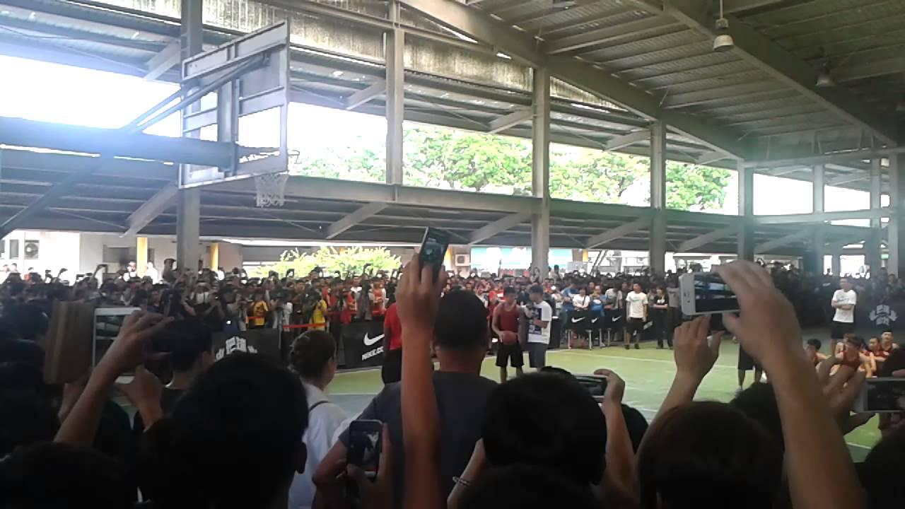 James Harden在高雄中正技擊館青少年籃球場舉行「HBL射手訓練營」 - YouTube