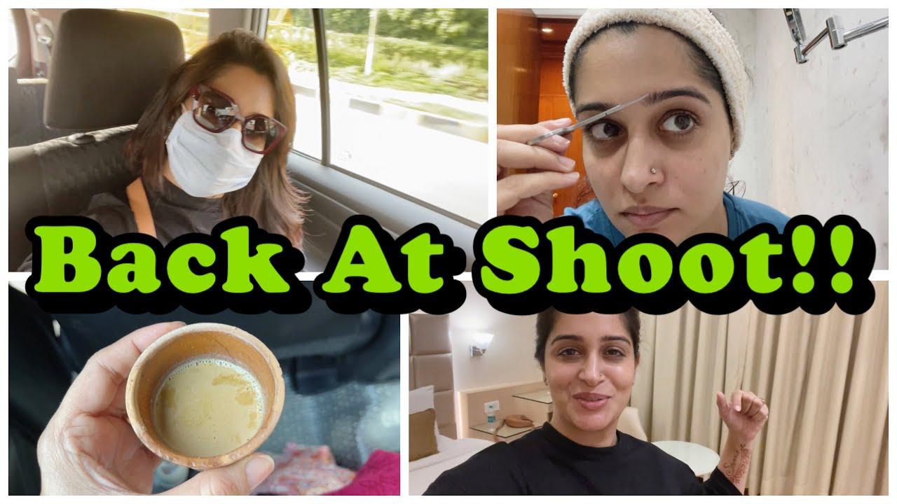 Download Mumbai to Agra Again| How I do my eyebrows myself| Back to shoot life| Dipika Ki Duniya