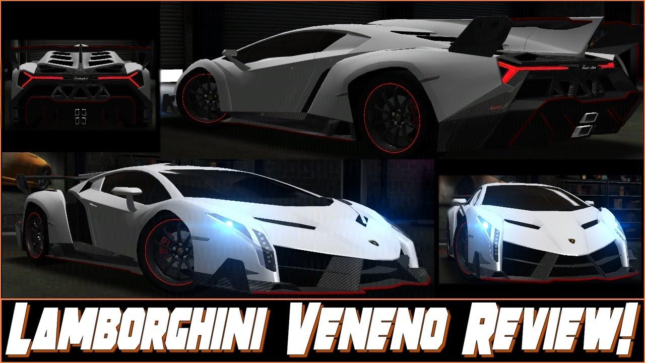 lamborghini veneno!! | racing rivals car reviews - youtube