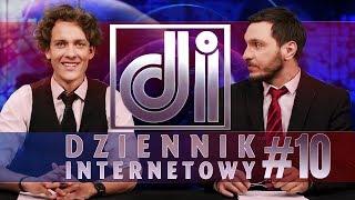 """Dziennik Internetowy #10 - """"Nowy prowadzący!"""",  """"Strajk nauczycieli..."""", """"Mieciu!"""""""