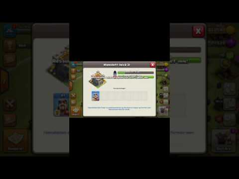 Clash Of Clans|Clan Castle Troops Glitch Not Received Them For 2minutes