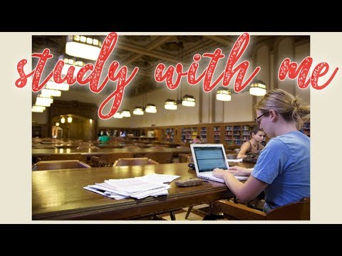 🔴 STUDY WITH ME 💯📚 - Realtime Study Session (6 HOURS)