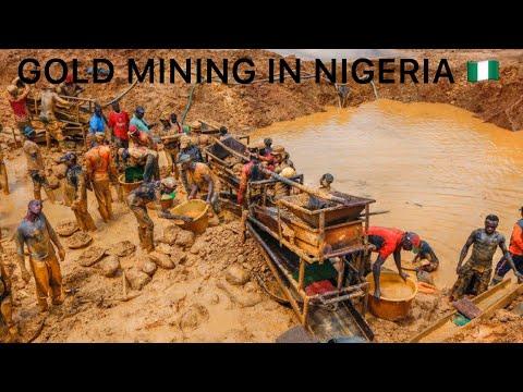 Gold Mining in Nigeria ?