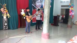 CLB sáo trúc- guitar Tây Ninh, Đứa bé