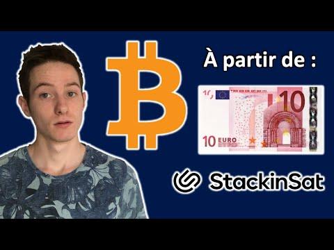 Comment Investir Sur Le Bitcoin à Partir De 10 € ?