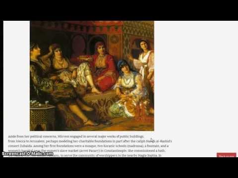 Roxelana of the Ottoman Empire