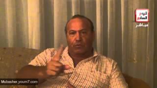 هشام نسيم  الجهاديون يستخدمون طرقًا سرية أقامتها إسرائيل بسيناء