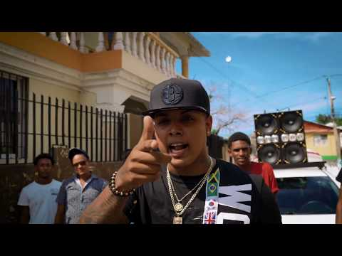Tony Man - Dando La Para '' Ruun ''  (Video Oficial) 4k