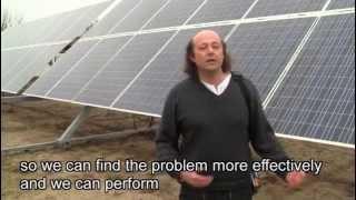 Caméras thermique FLIR application panneaux photovoltaïques