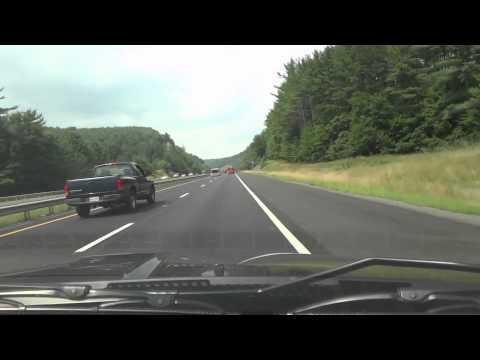 Road Trip Footage: VA & WV State Lines