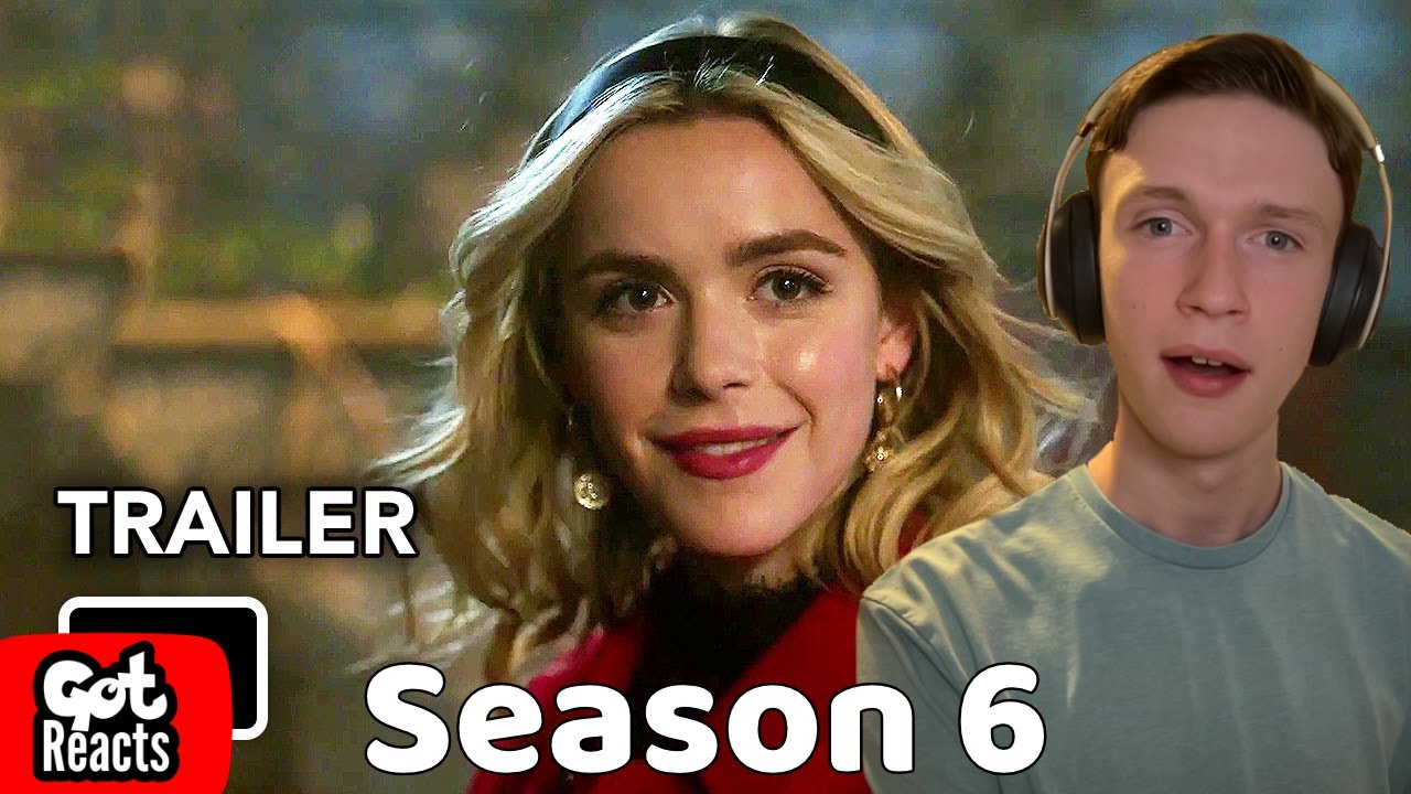 Download Reacting To Riverdale Season 6 Trailer ft. Sabrina