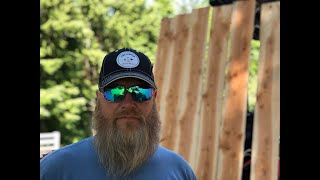Beautiful JUNIPER On The Sawmill