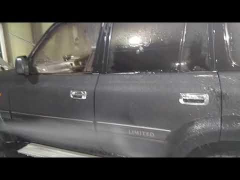 Защитное покрытие ТИТАН - мойка автомобиля.