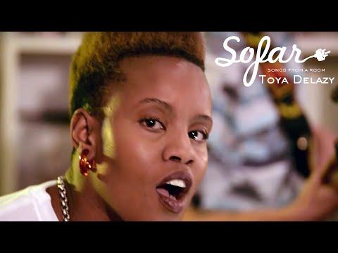 Toya Delazy - Luv My City | Sofar London