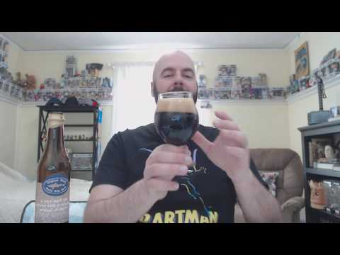 Dogfish Head World Wide Stout (2016 Vintage) #847