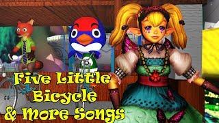 Five Little Bicycle & More Songs   Kids Songs   Nursery Rhymes   Baby Songs   Children Songs