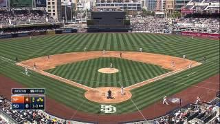 Padres vs. Giants 20.04.2014 [Full Game HD]