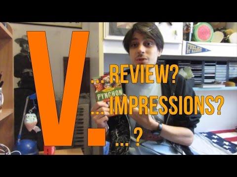 V. by Thomas Pynchon REVIEW