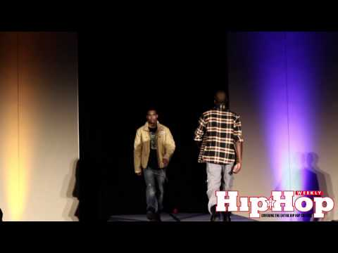 Hip Hop Weekly Fashion Show {Pelle Pelle Clothing} Filmed By DL Production