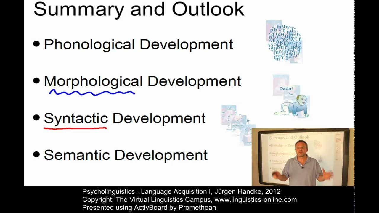 the role of the brain in acquiring and developing language in children Developing language skills is of absolute importance for young children's success later in life both as social beings and in pursuing an education.